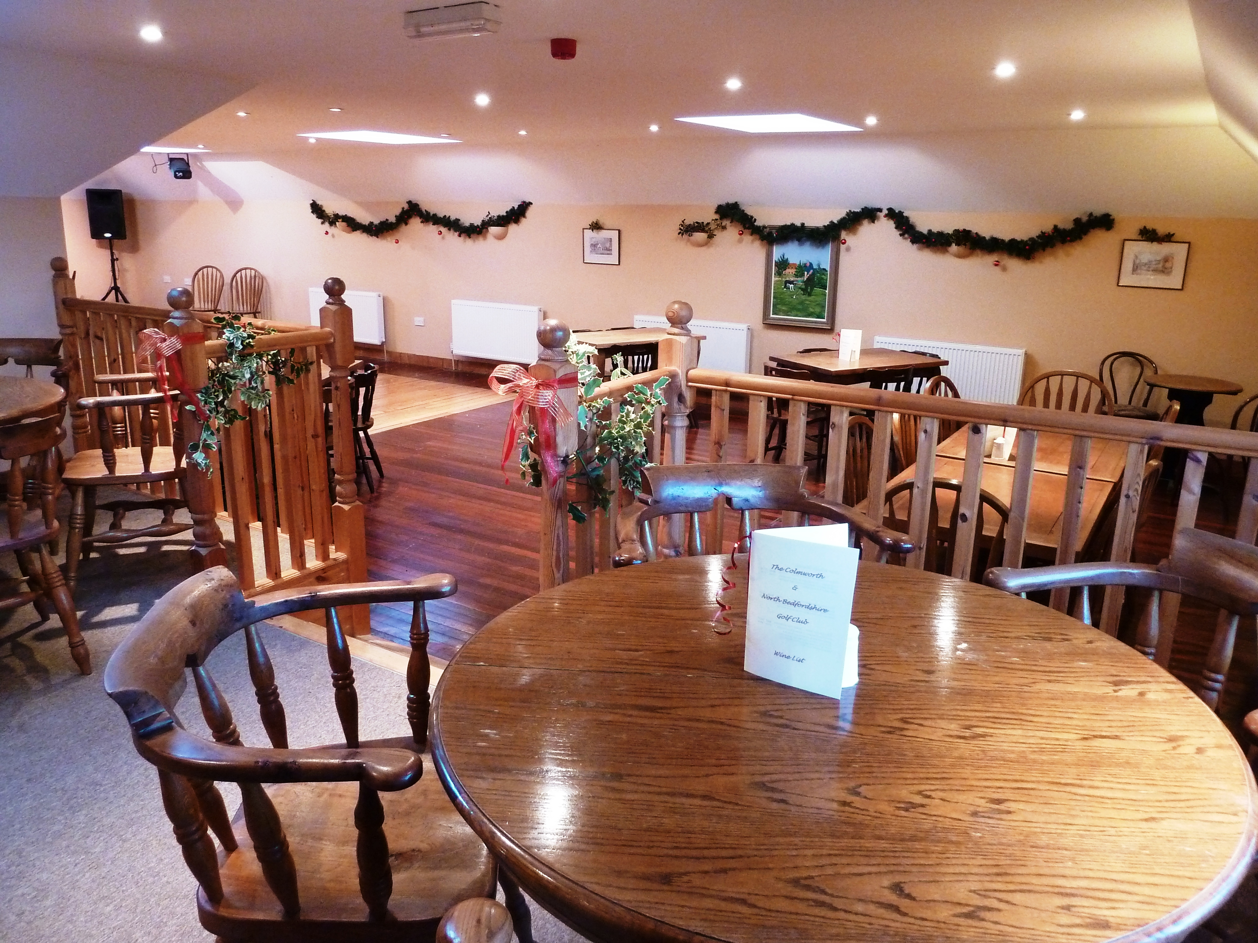 Function Room Hire Bedfordshire