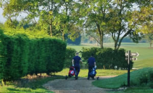 golf society packages Bedfordshire