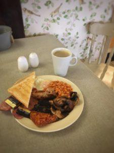 KNOTT's Breakfast
