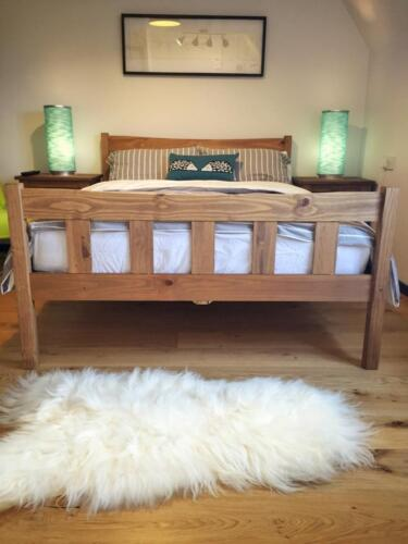Lily's Pad- 1 x Double Bed