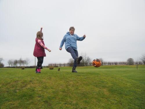 FootGolf £10/adult £5/Child