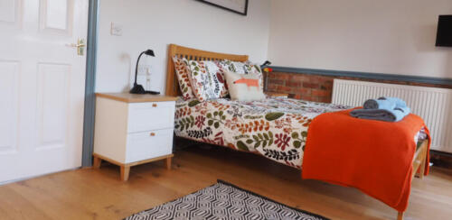 Digby's Den- 1 x Double Bed
